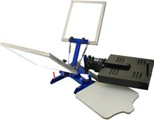 Manual screenprinting equipment  1-2