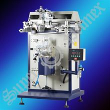 S-450M Flat/cylindrical screen printer